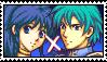 Tana x Ephraim Stamp by Darkie4Eva