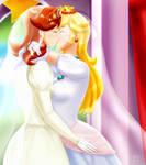 PC: Mushroom Kingdom Wedding