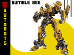 Transformers- Bumble Bee W.P.