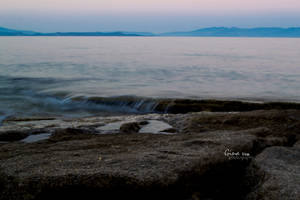 Waterworks of nature by ginavd