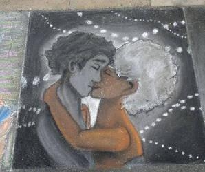 Love is Brightest in the Dark: Chalk Version