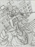 Spider-Man v Rhino (aug2014)