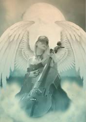 Angel by yujhin
