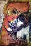 Collagraph - Deconstructing self