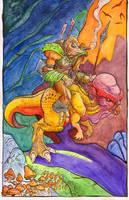 Apeman by TCBaldwin