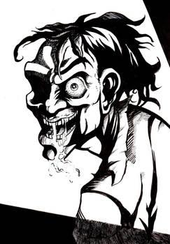 LOVECRAFTIAN daemonic face