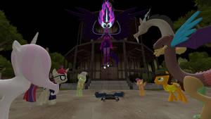 (SFM) Equestria its all mine