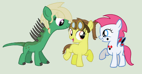 Dragonia Filly Group