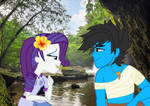 Something arises between them two by DS59