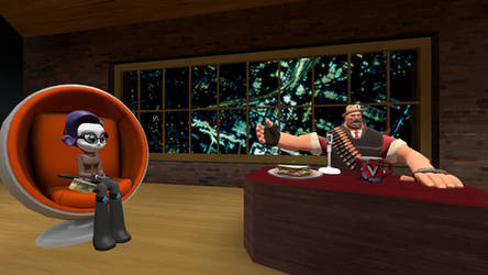 (SFM) Tonight we have a special guest by DS59