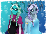 Isca and Caylis [Frozen]