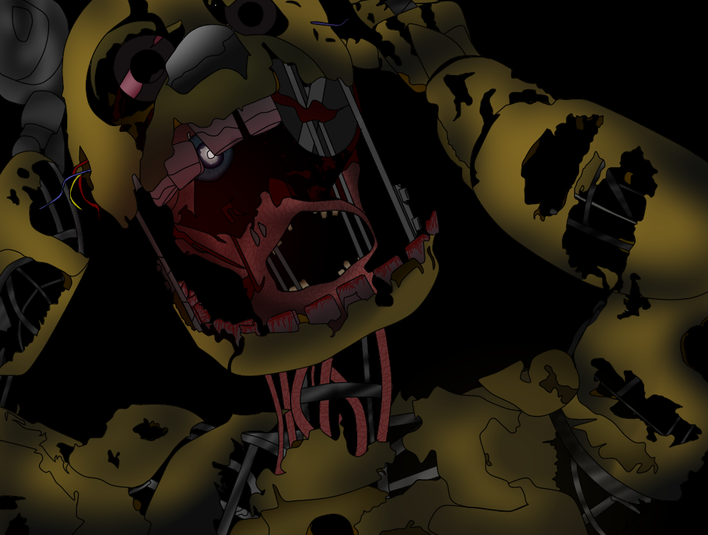 Springtrap by fnafthebonnie on deviantart - Fotos trap ...