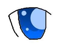 eye pratice :tutorail used: by monkiesonunicyclesXD
