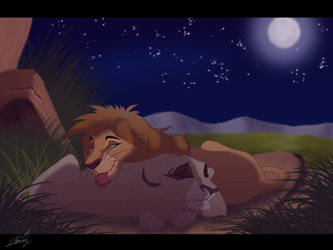 Good night by SilvertoneAnimals