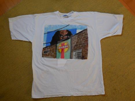 HE IS RISEN Gowron T-Shirt (Star Trek)