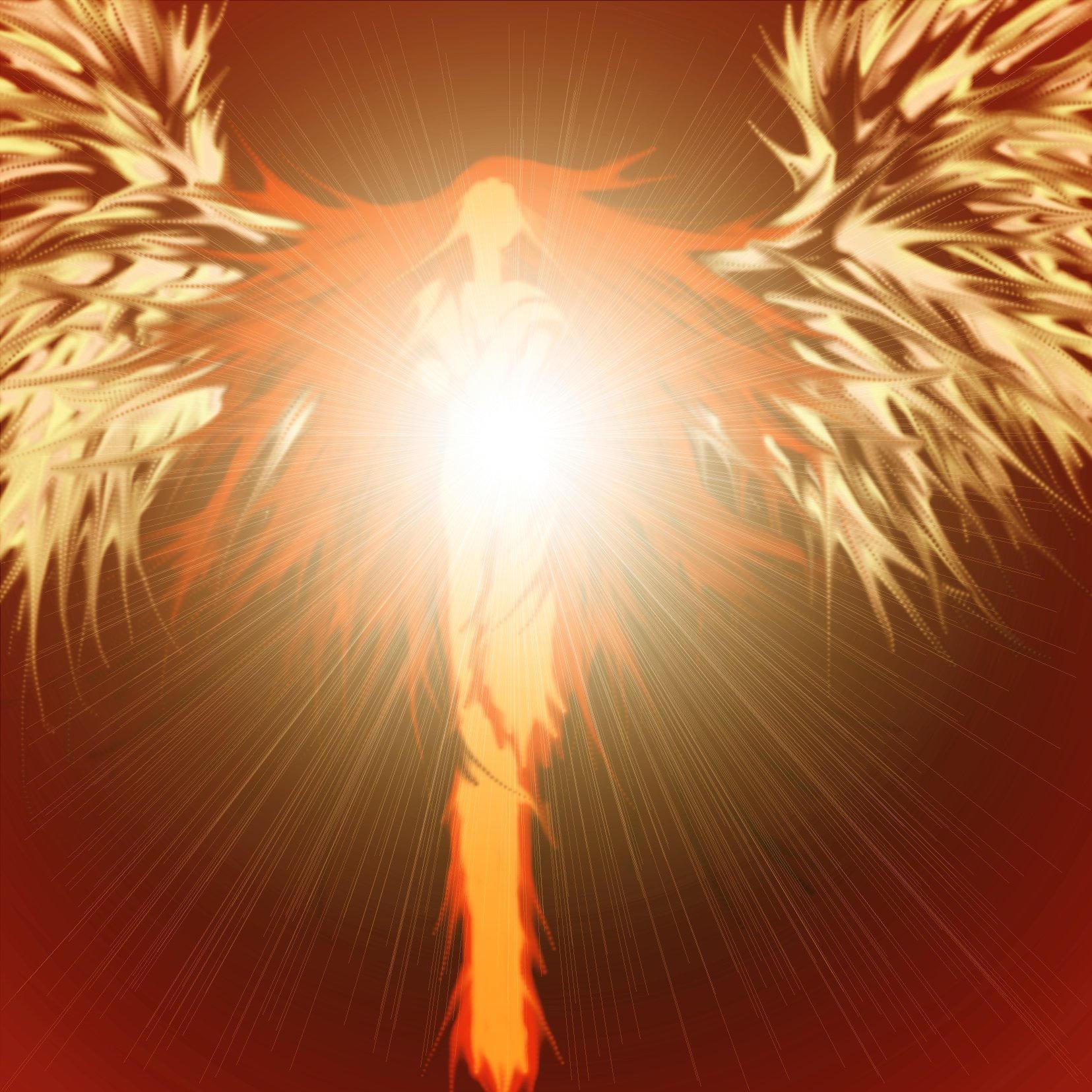 Fire angel by Touda-san