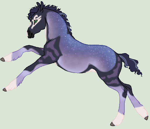 Snjorrir Foal #340 by billygoatsgruff