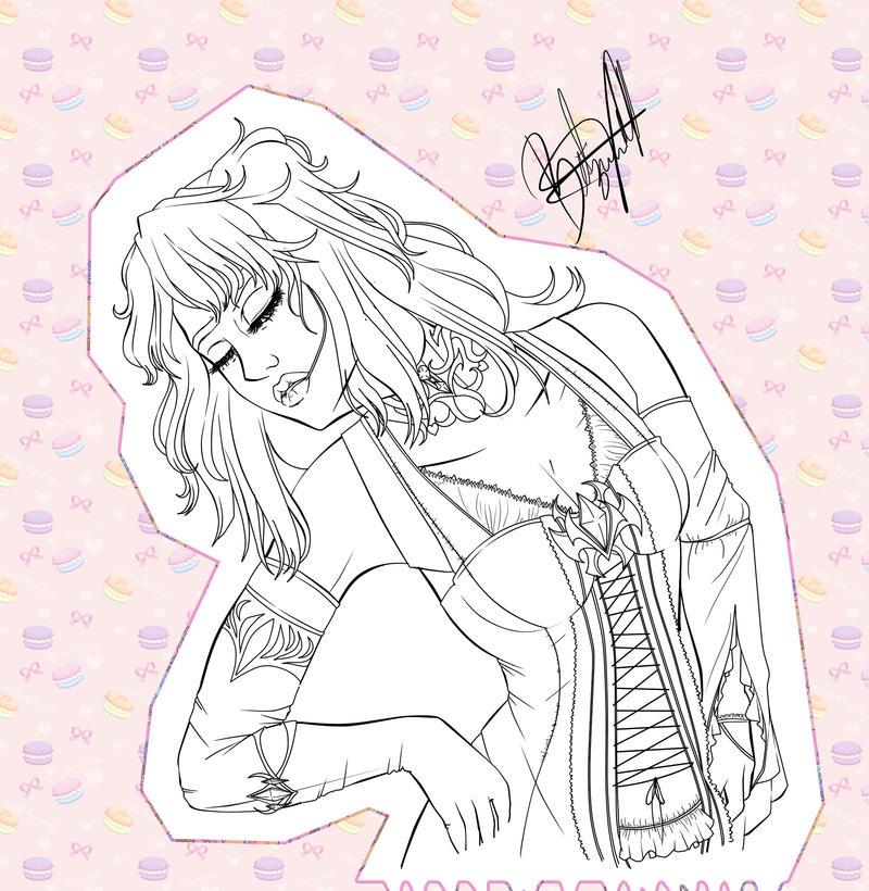 Princess Soraya by LeleBlackT