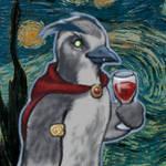 Vampire Penguin by Talzhemir1