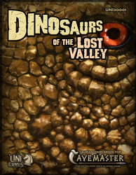 Dinosaurs of the Lost Valley