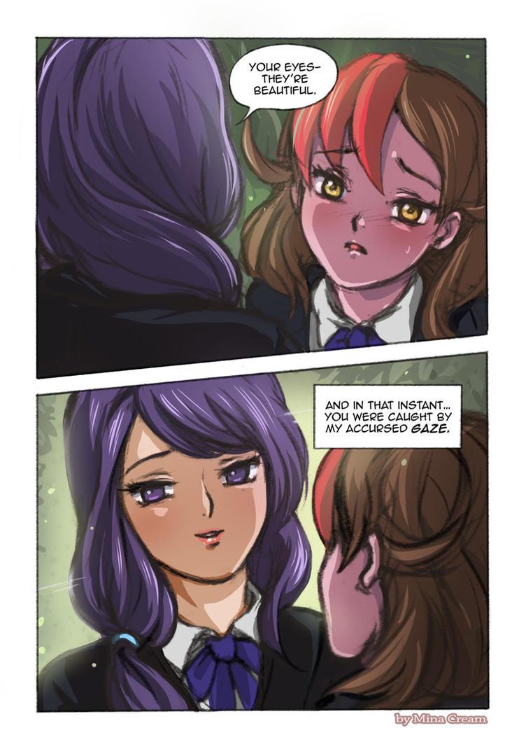 Basilisk pg3 by MinaCream