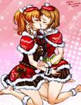 #472 Honoka x Tsubasa (Love Live!)
