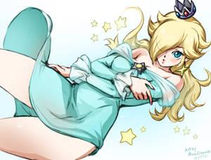 #720 Rosalina (Super Mario Galaxy)