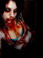 Zombie Princess by katiechainsaw