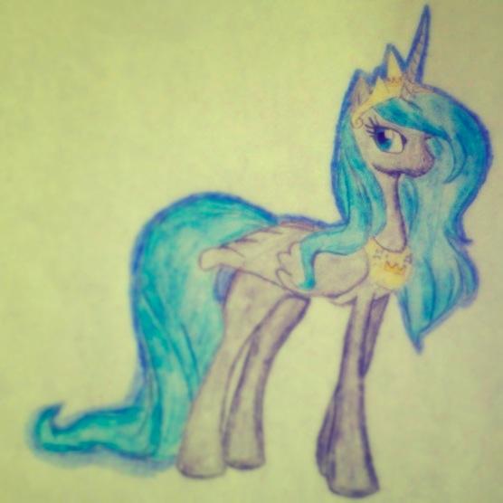 Princess Serenity by Primthekitty