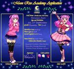 Moon Rise Academy Nanami Aira