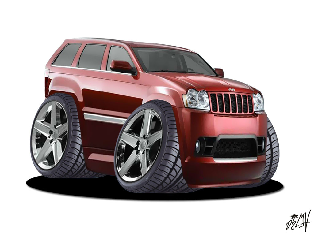 jeep grand cherokee srt8 2006 by x dimaz x on deviantart. Black Bedroom Furniture Sets. Home Design Ideas