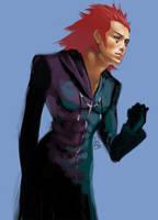 Kingdom Hearts : Going my way? by kirei-tenshi