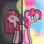 Silent Scream (Pinkie Pie/Pinkamena)