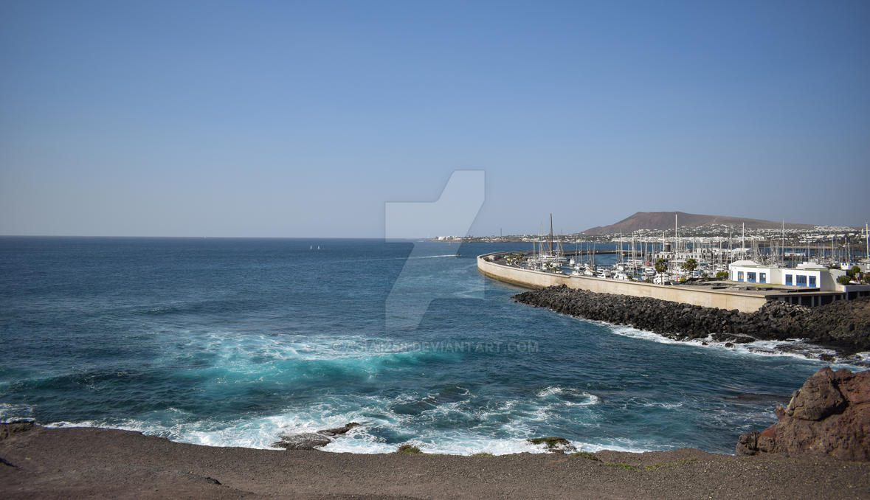 playa blanca by asia1258