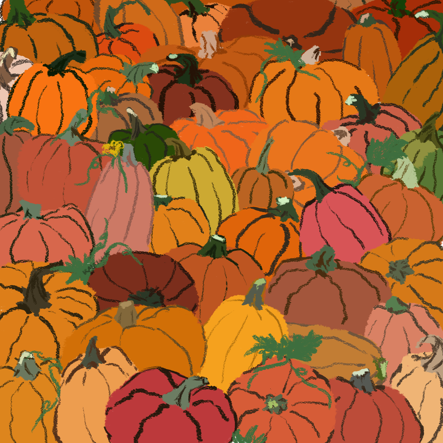 Pumpkins! by lostthecreativity