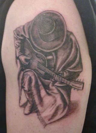 Stevie ray vaughan by scd666 on deviantart for Stevie ray vaughan tattoo