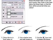 Eye CG tutorial - cookie style by sa55y