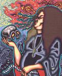 Messiah 2, Marker, 14x17, 2010