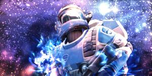 Space Man by DarreToBe