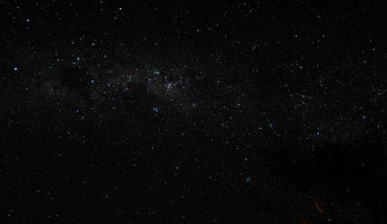 Night Sky from the Outback