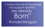 Pro-Life Quote Stamp by TeamShikaIno