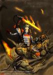 Project Biomodus: Psycho Ronin vs Gaasts