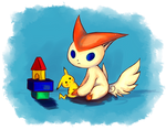 Pokemon: Victini