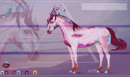 Auction Fantasy horse 7 [CLOSED] by Fensiya