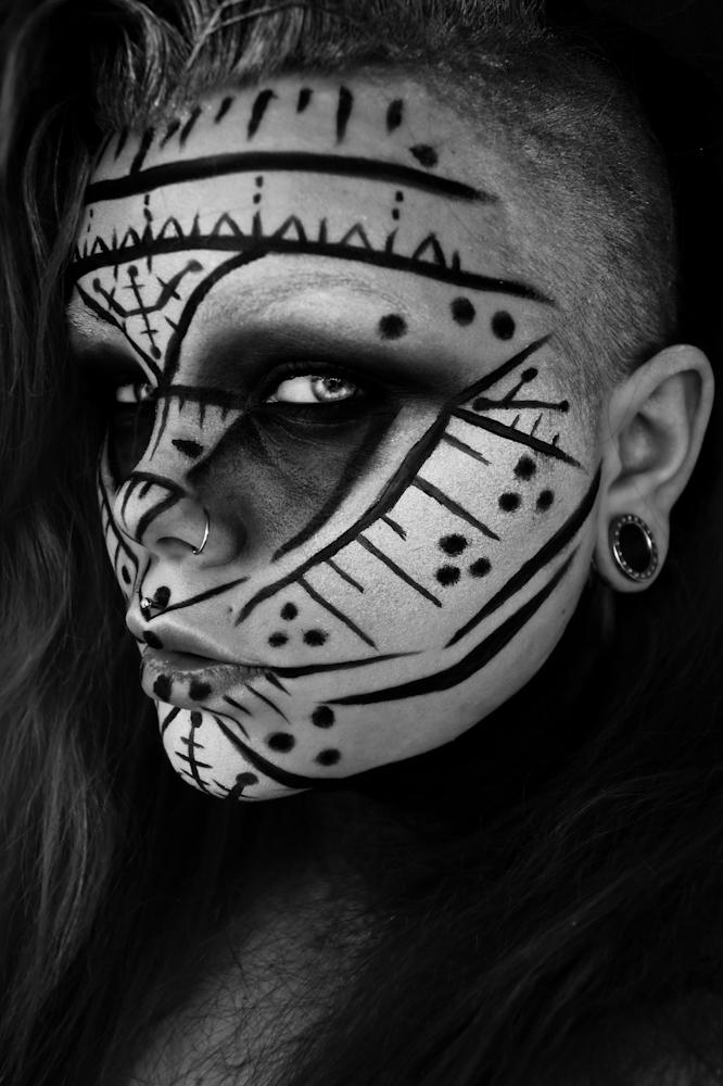 Tribe. by CrimsonnOnyxx