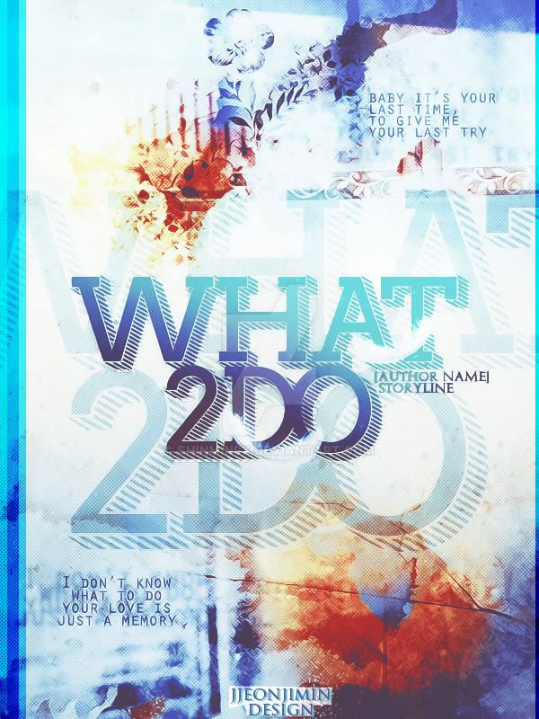 What 2 do book cover attempt by ShinMin9X