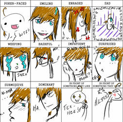 Expression Meme FTW by Akastuki-sensei