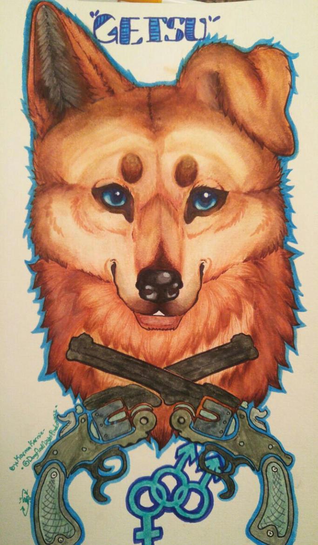 getsu portrait by DayAndNightProducts