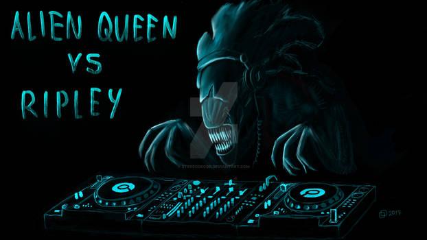Alien Queen the DJ