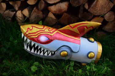 Shark Fist 4 by teezkut
